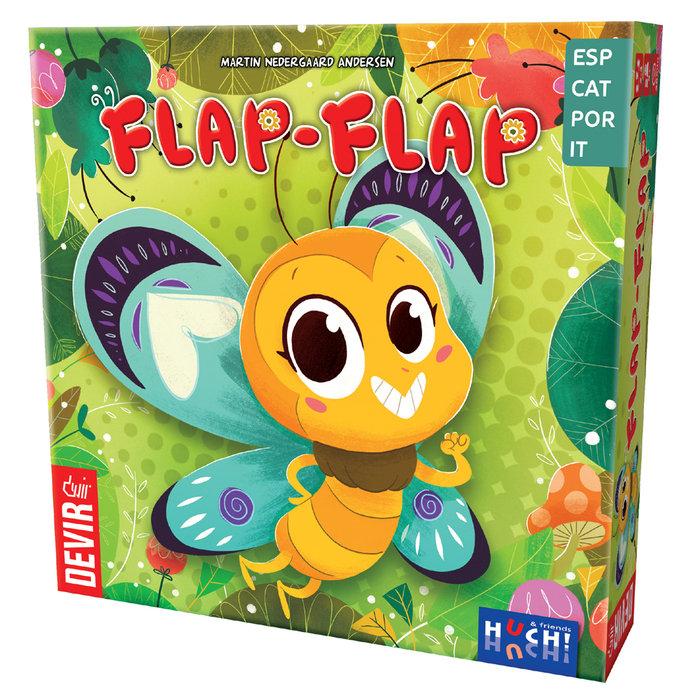 Juego de mesa flap - flap