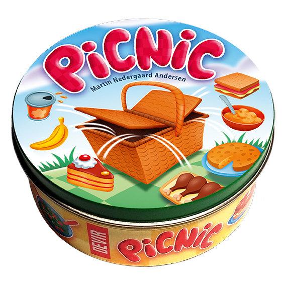 Juego de mesa picnic