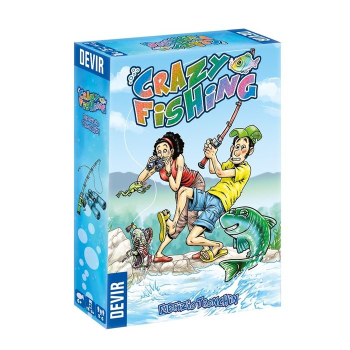 Juego crazy fishing