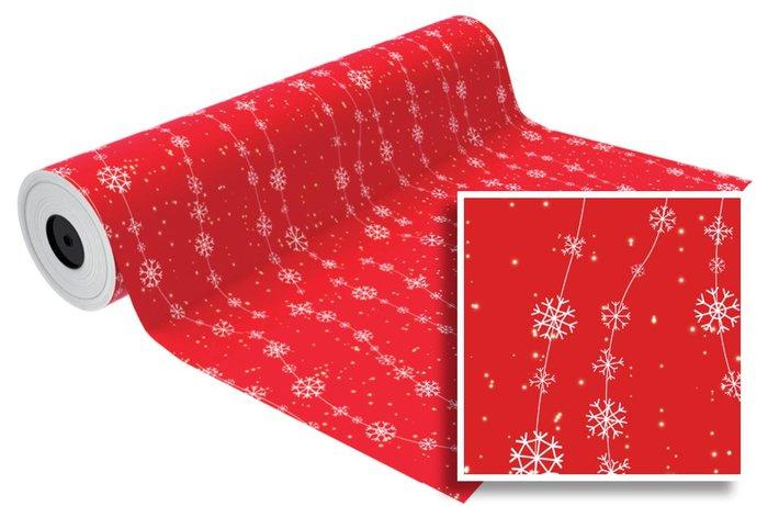 Papel regalo navidad bobina 62 cm nv1801