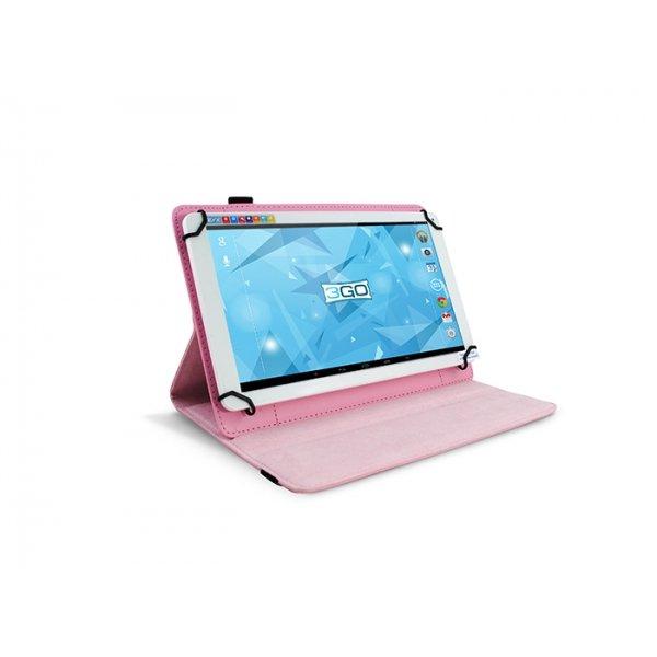 Funda 3go tablet 10,1 rosa