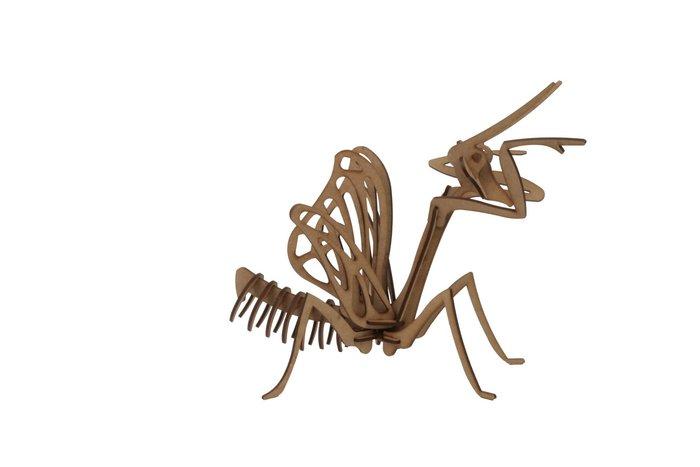 Maqueta mantis religiosa 3d 1pl d2