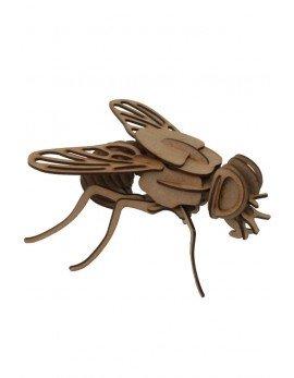 Maqueta mosca 3d 1pl d2