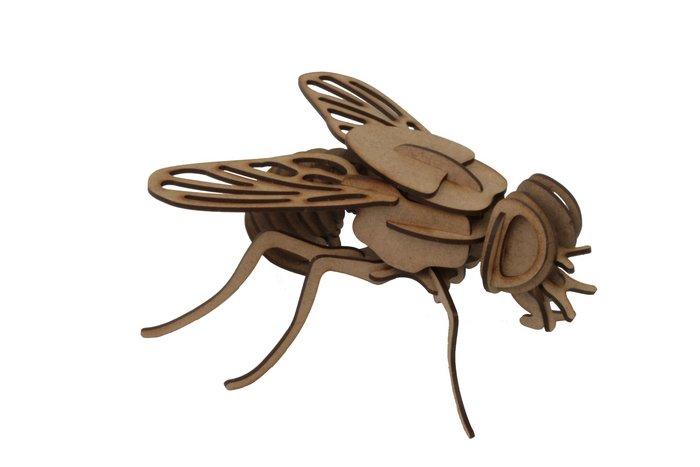 Maqueta mosca 3d pocket 2pl d2