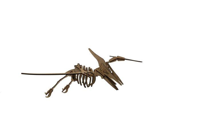 Maqueta pteranodon 3d pocket 2pl d2