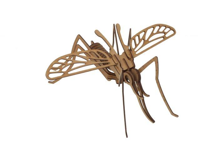 Maqueta mosquito 3d pocket 2pl d2