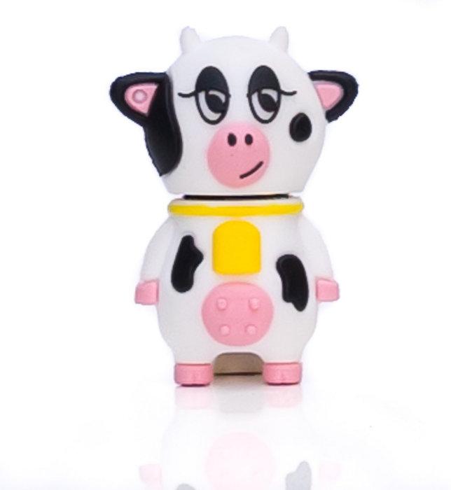 Memoria usb 16 gb pendrive paca la vaca