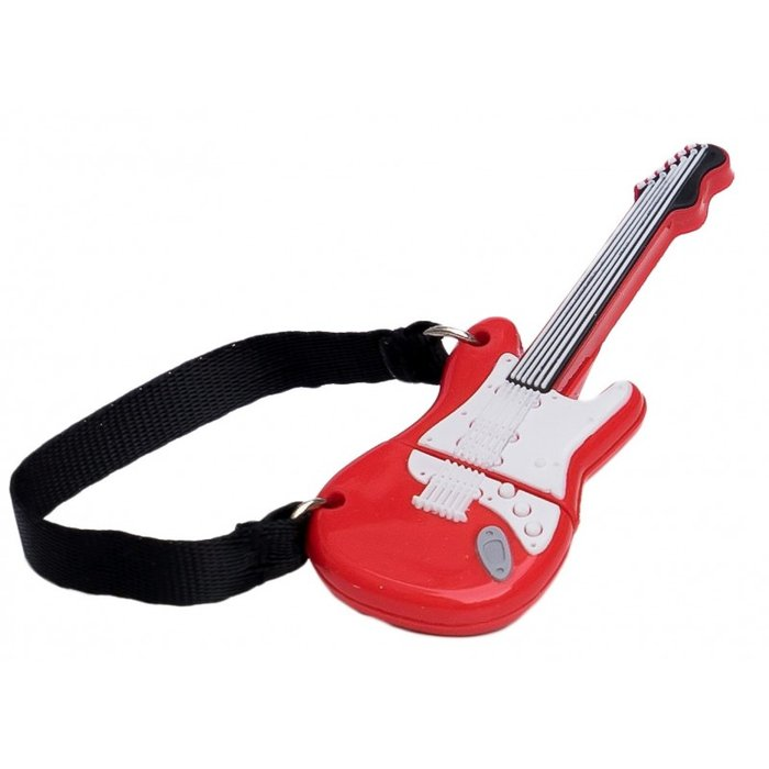 Pendrive guitarra roja 32 gb