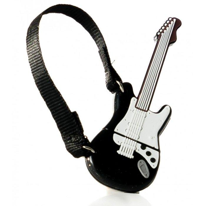 Pendrive guitarra black & white  32 gb