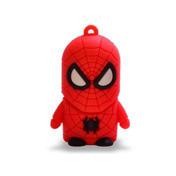 Pendrive superheroe spiderman 32 gb