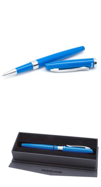 Boligrafo roller prime azul