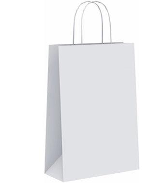 Bolsa celulosa s 24+10x32 blanco