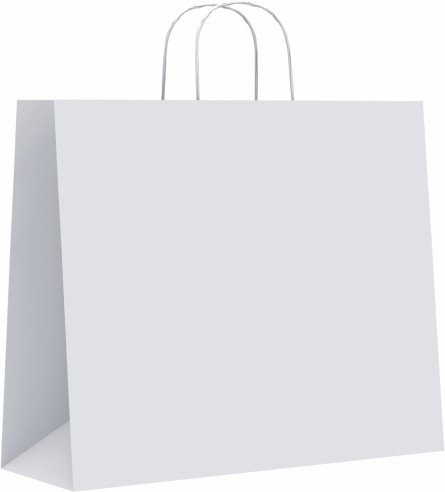 Bolsa celulosa. m apsd 36+12x30 blanco