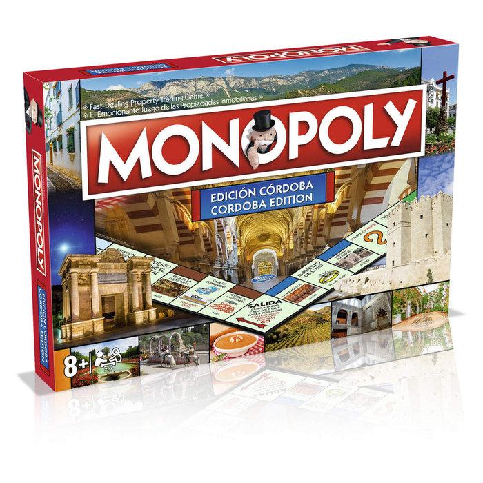 Juego de mesa monopoly cordoba