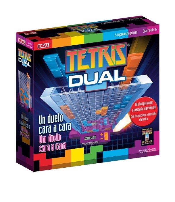 Juego de mesa tetris dual electronico