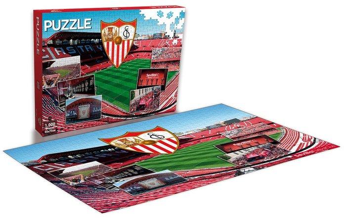 Puzzle sevilla fc 1000 piezas