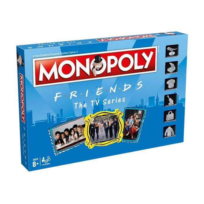 Juego de mesa monopoly friends