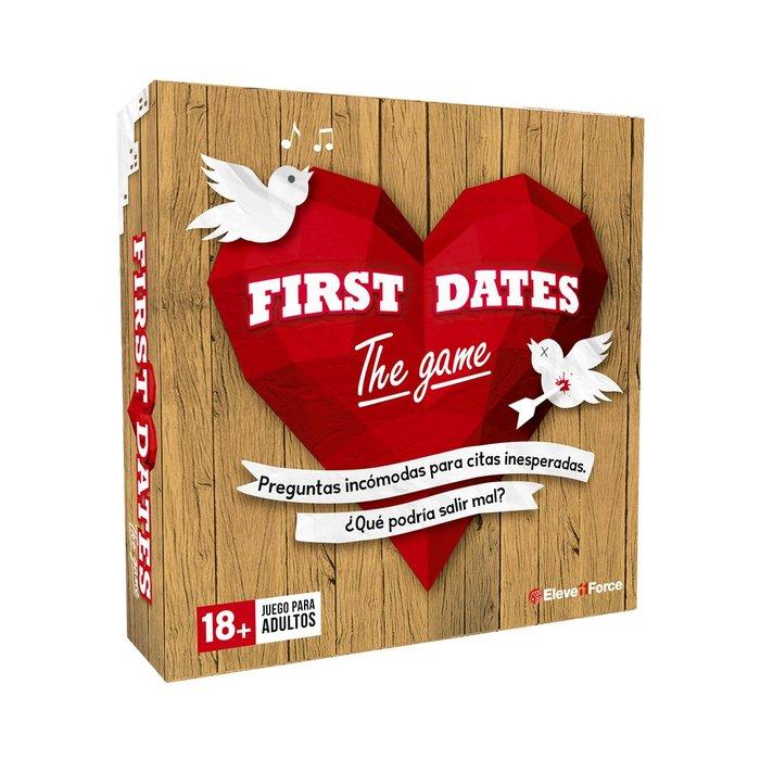 Juego de mesa first dates the game