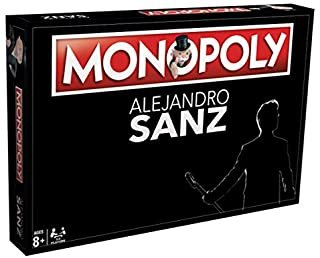 Juego de mesa monopoly alejandro sanz