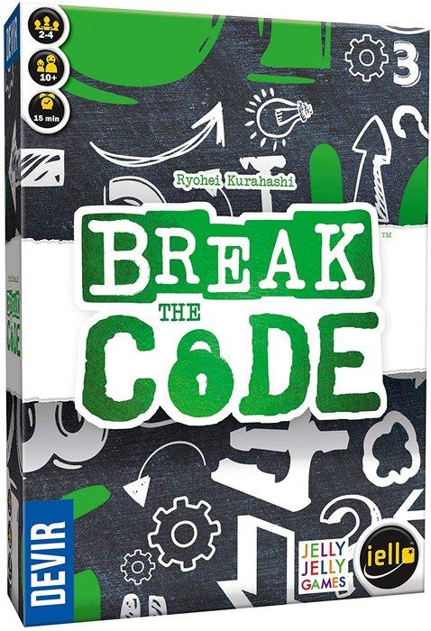 Juego de mesa break the code