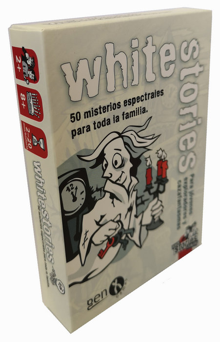 Juego de mesa white stories (bs junior)