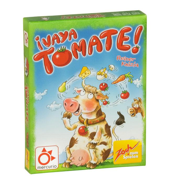 Juego educativo vaya tomate