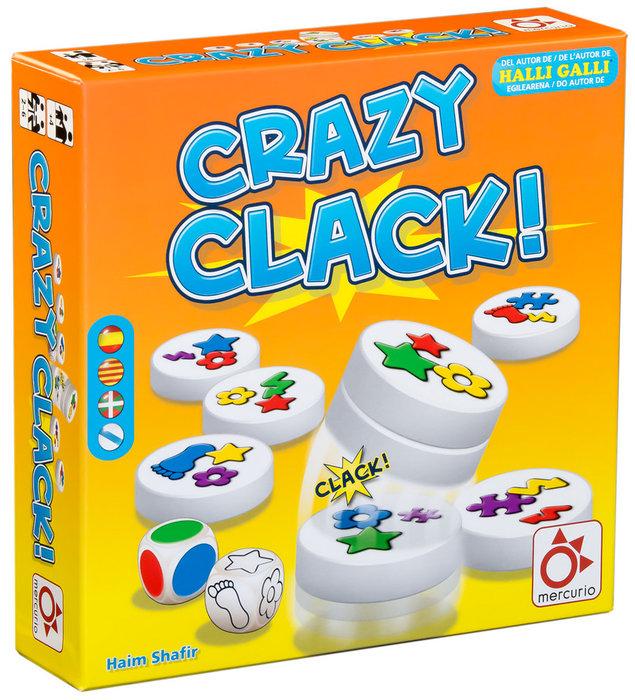 Juego educativo crazy clack