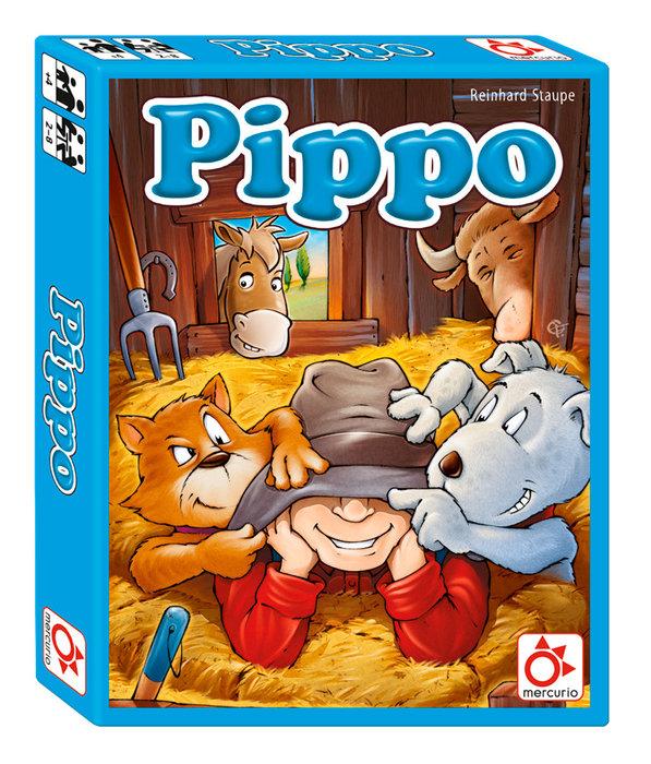 Juego de cartas pippo