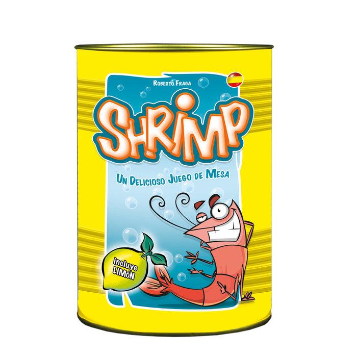 Juego de cartas shrimp