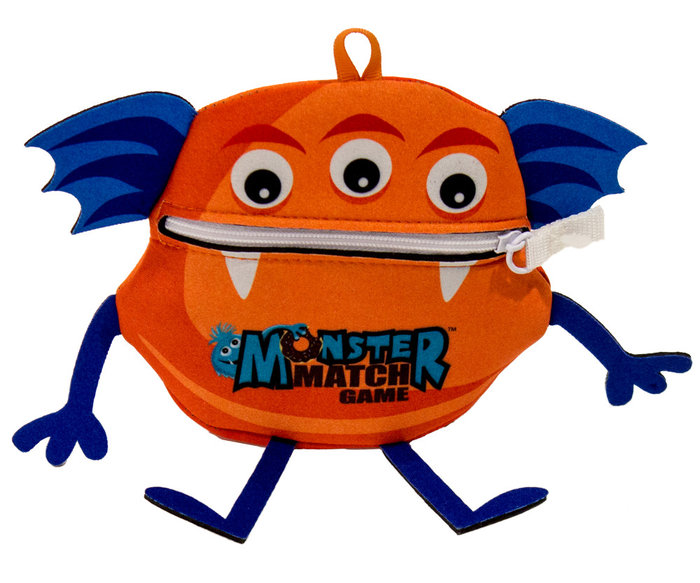 Juego educativo monster match
