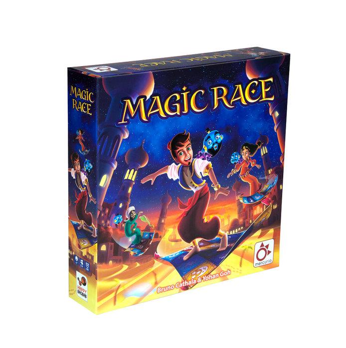Juego de mesa magic race