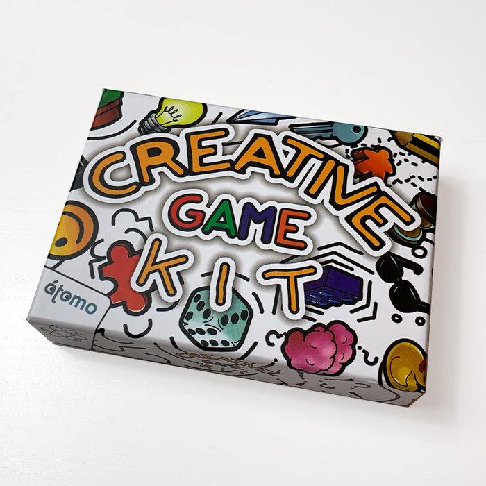 Juego de mesa creative game kit