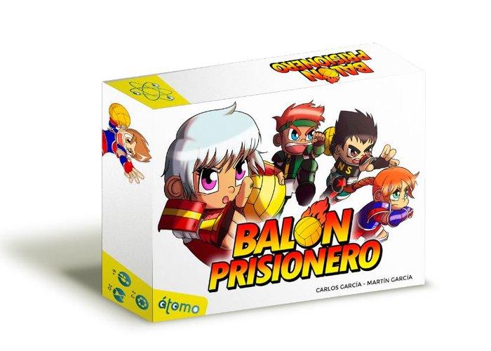 Juego balon prisionero
