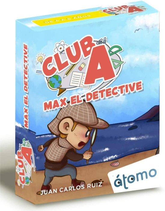 Club a. max el detective