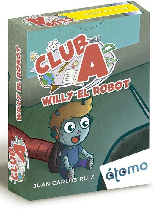 Club a. willy el robot