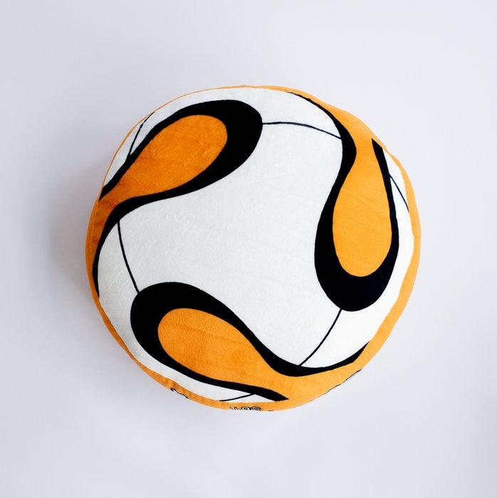 Cojin pelota los futbolisimos