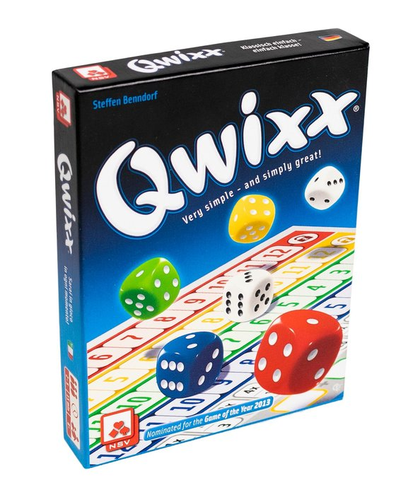 Juego qwixx