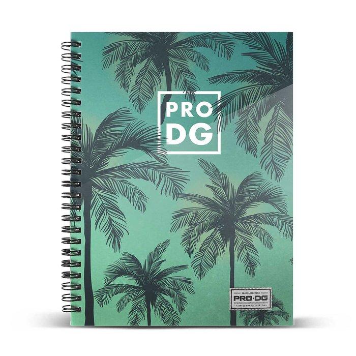 Cuaderno cuadricula a5 prodg california