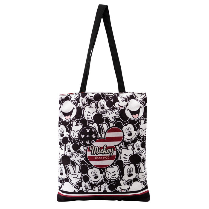 Bolsa de la compra shopping mickey mouse u.s.a.