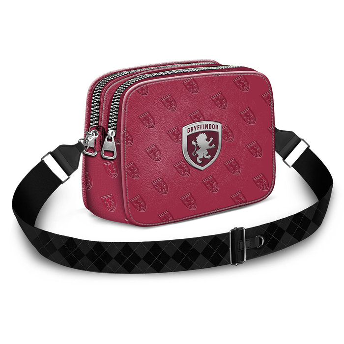 Bolso ibiscuit harry potter emblem