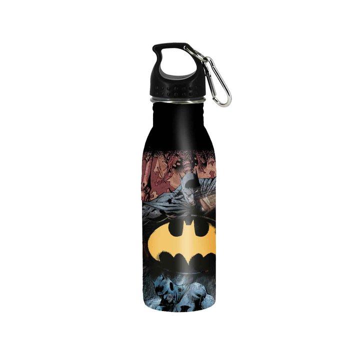 Botella de agua batman darkness