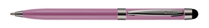 Boligrafo scrikss mini touch pen 799 stylus rosa