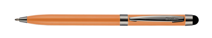 Boligrafo scrikss mini touch pen 799 stylus naranja