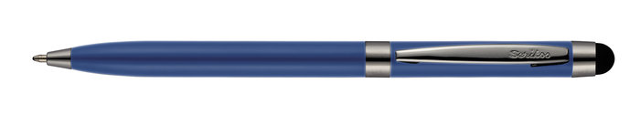 Boligrafo scrikss mini touch pen 799 stylus azul