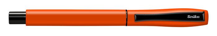Boligrafo scrikss carnaval neon naranja