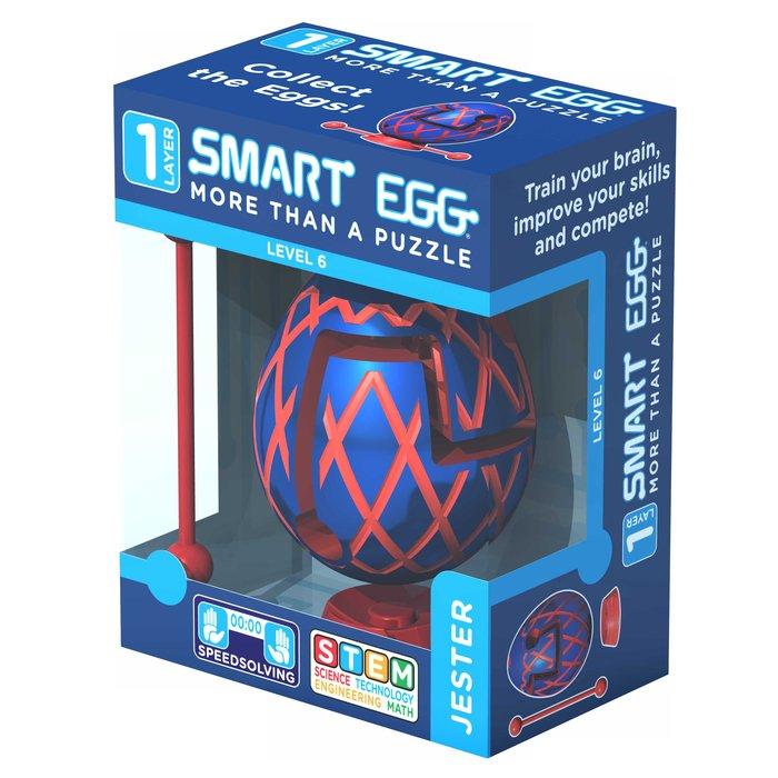 Expositor 12 huevos surtidos rompecabezas