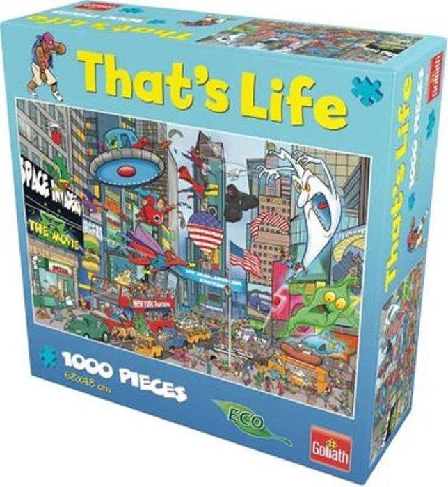 Puzzle 1000 p thats life nueva york