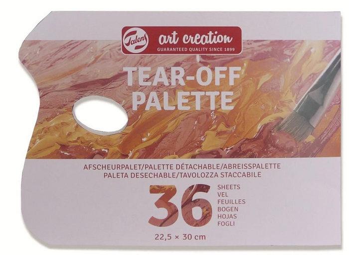 Paleta desechable 22,5 x 30