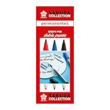 Rotulador identi-pen basicos 3 colores surtidos