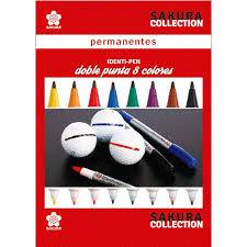 Rotulador identi-pen basicos 8 colores surtidos